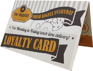 Image of loyalty card