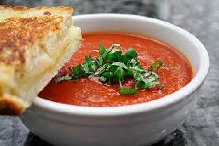Home Made Tomato Soup