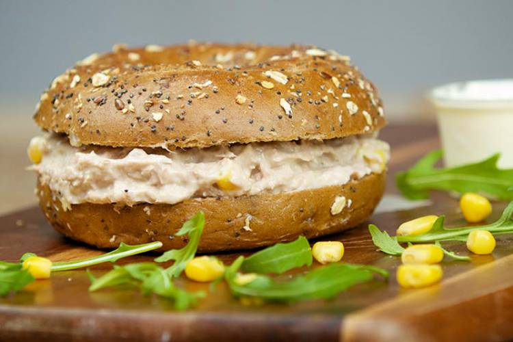 Tuna Mayo Sweetcorn