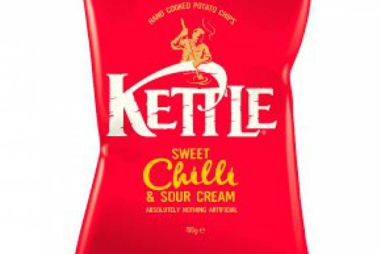 Kettle Chilli & Sour Cream